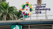 Logo Asian Games 2019. (Foto: Ist)